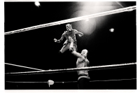 Jaguar VS The Ring Master, lors du Big Impact 2013. Bronks. Bruxelles.