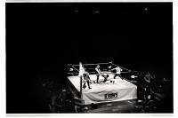 Match lors du Big Impact 2013. Bronks. Bruxelles.